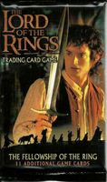 Herr der Ringe -The Fellowship of the Ring Booster (englisch)