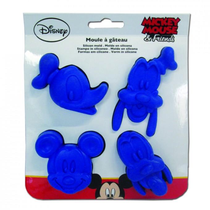 Disney Silikon Törtchenformen Micky Maus oder Winnie Puuh – Bild 1