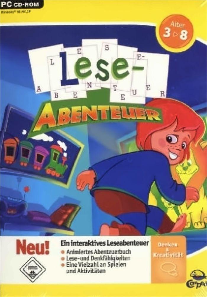 Abenteuer Lernen - Lese-Abenteuer