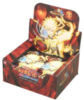 Naruto Shippuden Serie 2 Display (30 Booster)