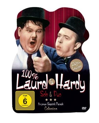 Laurel & Hardy Metallshape Box Vol. 3 (2 DVDs)