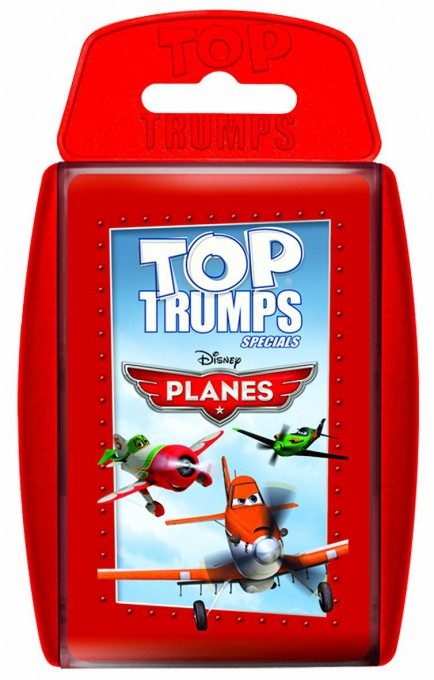 Top Trumps: Disney: Planes