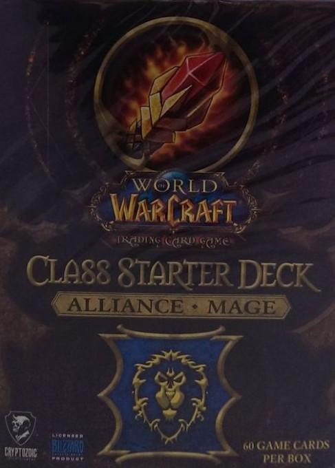 WoW Class Starter Alliance Mage englisch