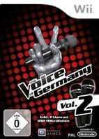The Voice Of Germany Vol. 2 inkl. 2 Mikrofone