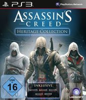 Assassin´s Creed Heritage Collection PS3