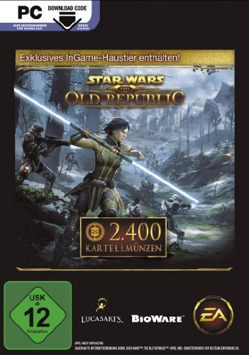 Star Wars: The Old Republic - Kartellmünzen 2400 [Download-Code]