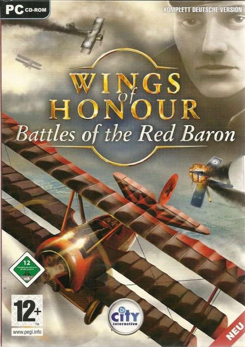 Wings of Honour - Red Baron