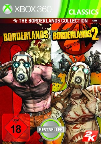 Borderlands Collection XB360 (1+2)