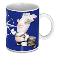 Raving Rabbids Kaffeebecher Serie 2 (3 Motive) – Bild 2