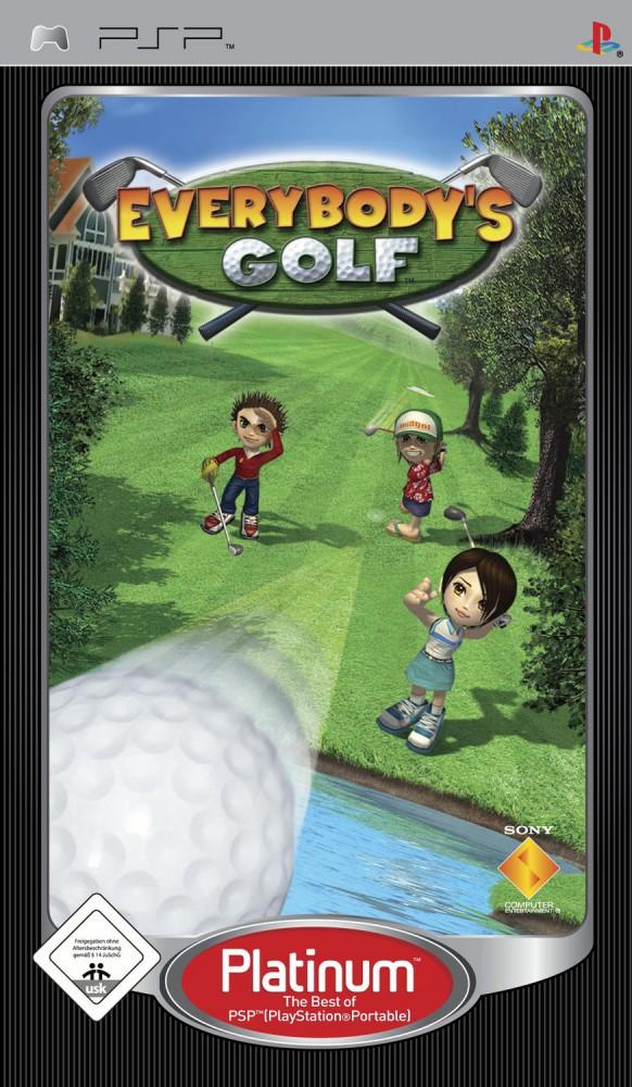 Everybody's Golf [Platinum]
