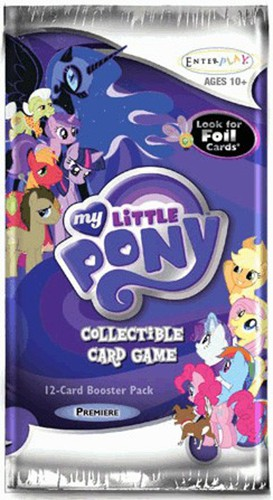 My Little Pony Premiere - 1 Booster english