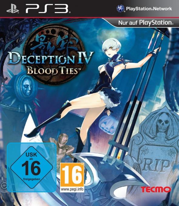 Deception IV - Blood Ties