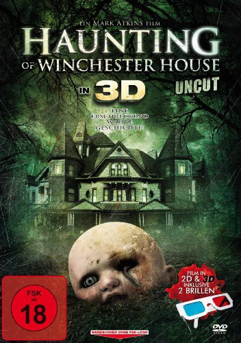 Haunting of Winchester House 3D (inkl. 2 Brillen)