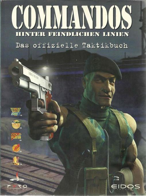 Commandos - Hinter feindl.- Lösungsbuch