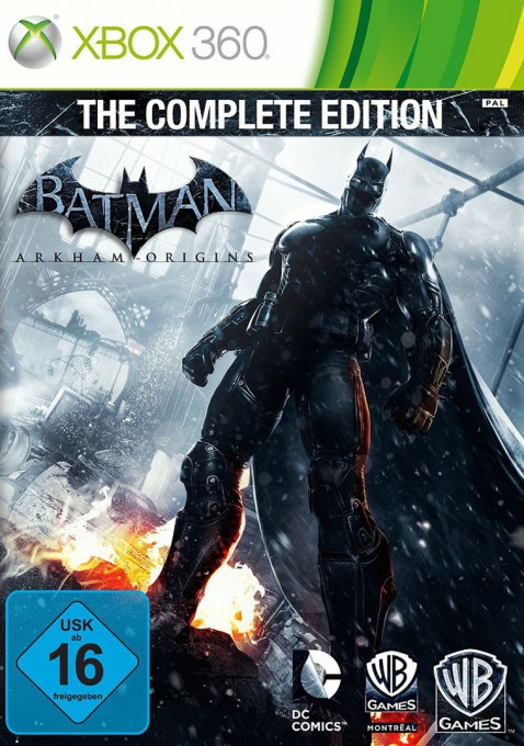 Batman: Arkham Origins - Complete Edition