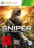 Sniper: Ghost Warrior - [Xbox 360]