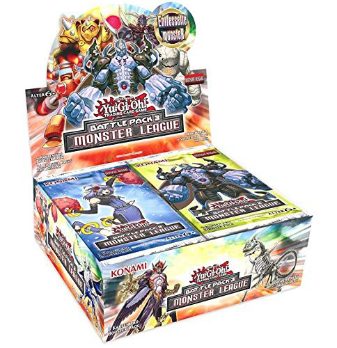 Yu-Gi-Oh! Monster League Battle Pack 3 Display (36 Booster)