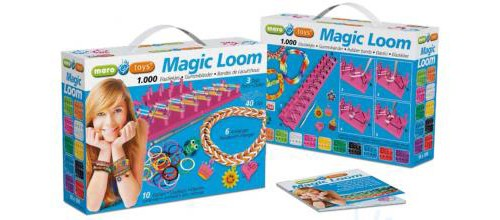 Magic Loom Bands Geschenkbox