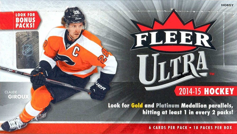 2014-15 NHL Fleer Ultra