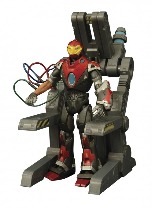Marvel Select - Ultimate Iron Man 2014 Special Edi
