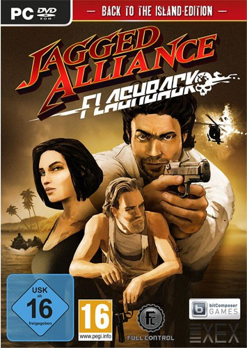 Jagged Alliance Flashback Back to the Island Edition PC