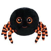 Crawly - Halloween Spinne schwarz-orange