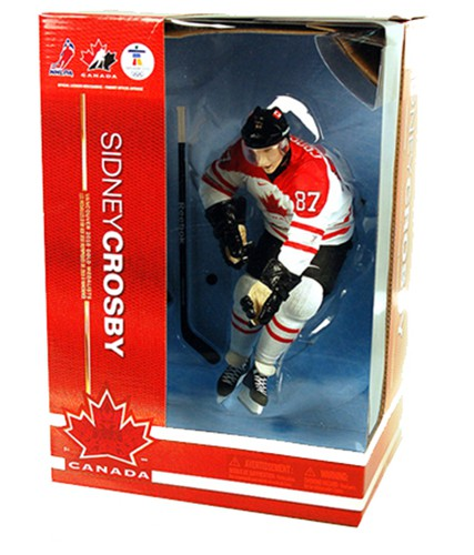 "NHL Sidney Crosby 30 cm - 12"" (Team Canada)"
