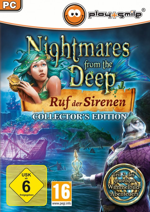 Nightmares From The Deep: Ruf der Sirenen - Collector´s Edition