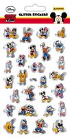 Disney Micky Maus Glitzer Sticker