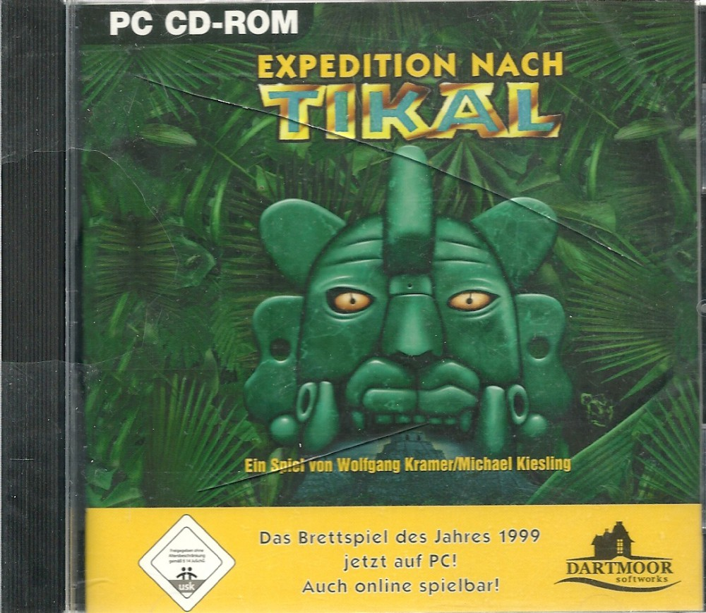 Expedition nach Tikal [Software Pyramide] (gebraucht)