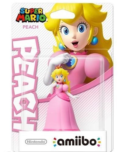 amiibo SuperMario Peach Figur