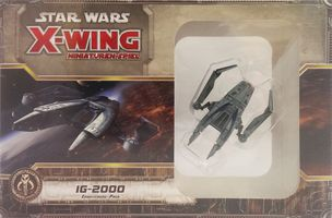 Heidelberger - Star Wars X-Wing: IG-2000 - Erweiterungs-Pack