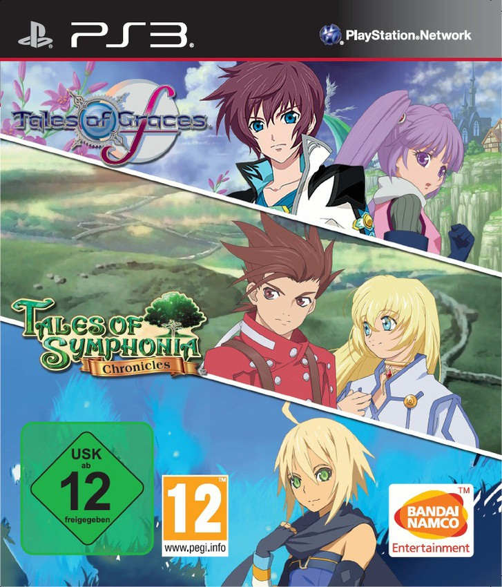Tales Of Graces F / Tales Of Symphonia Chronicles