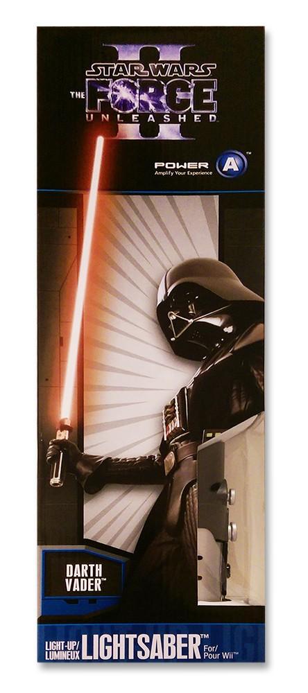 Nindendo Wii - Star Wars Darth Vader Lichtschwert