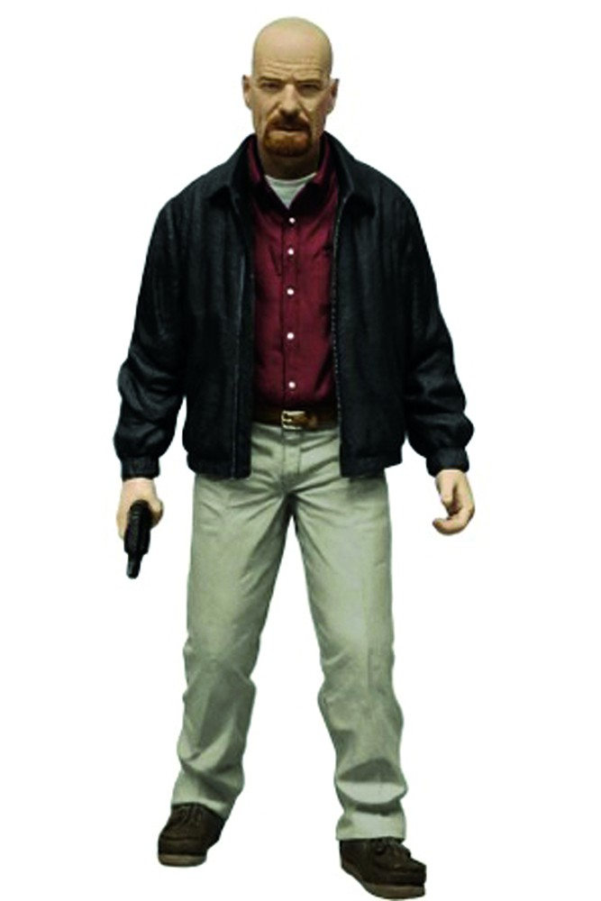 Breaking Bad - Heisenberg Red Shirt Exclusive Fig.