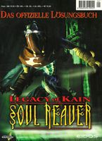 Legacy of Kain - Soul Reaver Lösungsbuch