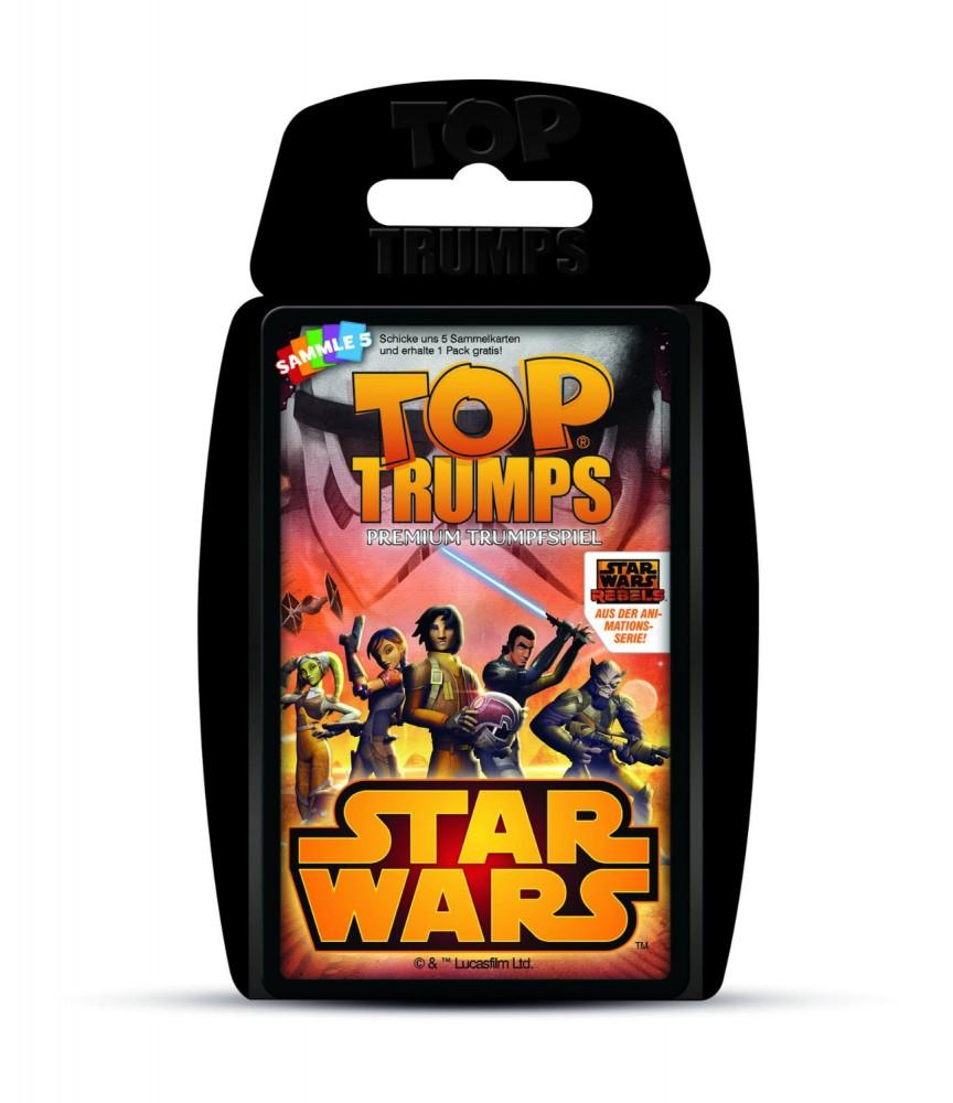 Top Trumps: Star Wars Rebels