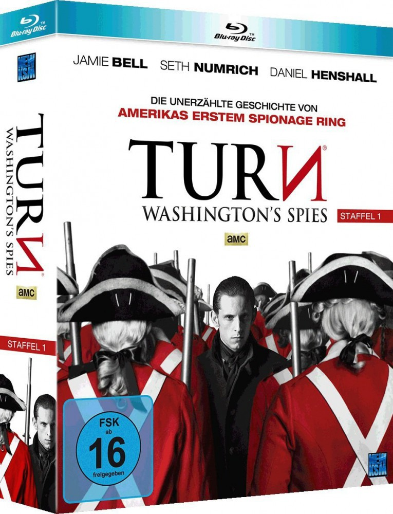Turn - Washington´s Spies - Staffel 1