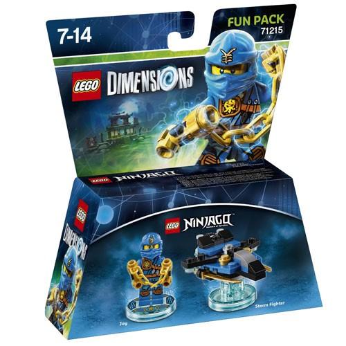 LEGO Dimensions Jay Fun Pack (LEGO Ninjago) (71215)