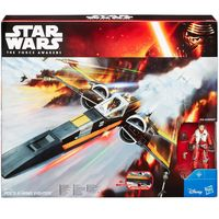 Star Wars Episode 7 Poe Damerons X-Wing Fighter