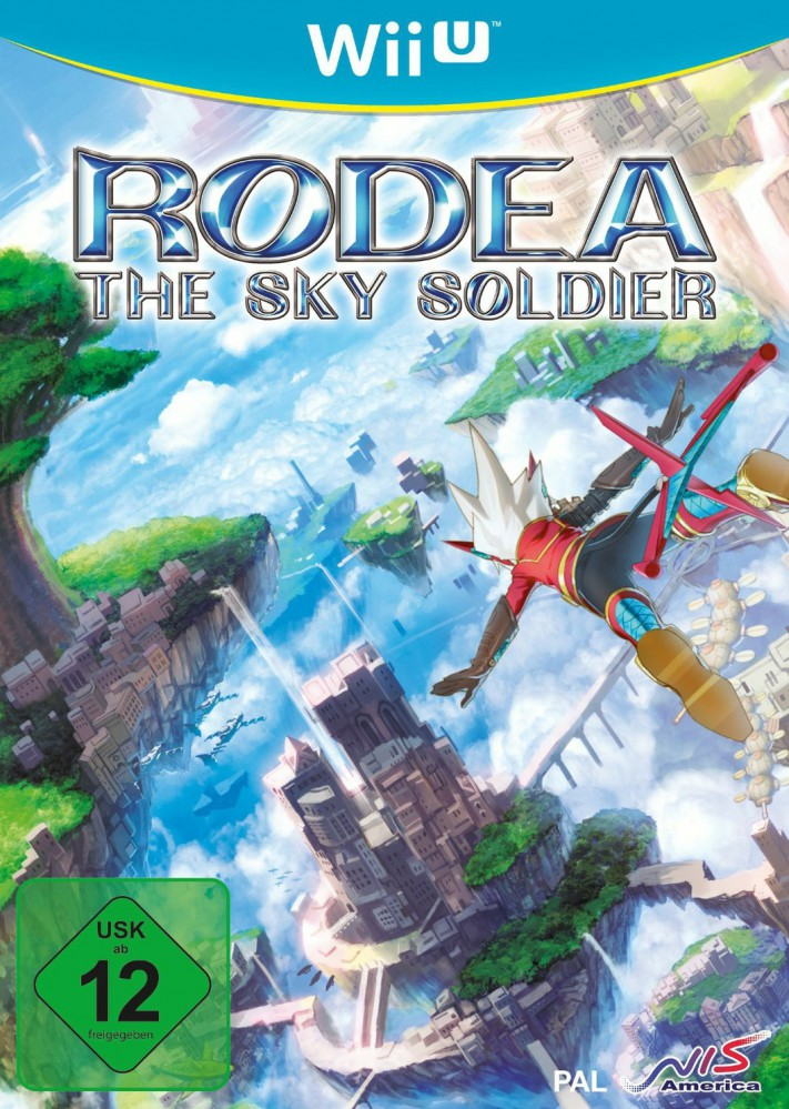 Rodea The Sky Soldier - Special Edition inkl. Wii Version