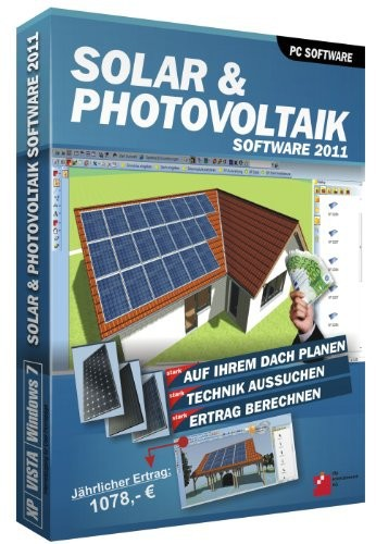 Solar & Photovoltaik Software 2011 (gebraucht)