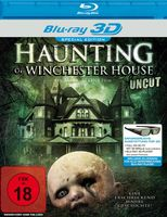 Haunting of Winchester House (Real 3D-Edition) [3D Blu-ray]