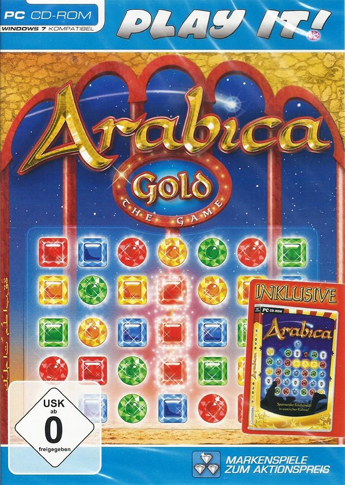 Play It Arabica Gold