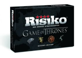 Risiko: Game of Thrones Gefecht-Edition