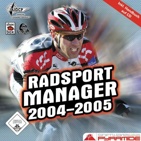 Radsport Manager 2004/2005 (Software Pyramide) (gebraucht)