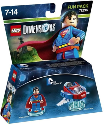 LEGO Dimensions Superman Fun Pack (DC Comics) (71236)