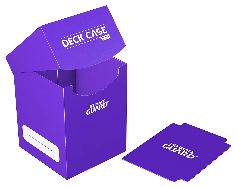 Ultimate Guard Kartenbox Card Case 100+ Violett *Neu*