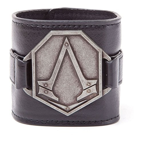 Assassin's Creed Syndicate Armband Metall Logo
