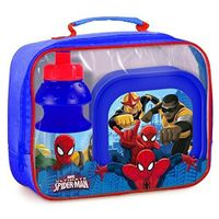 Spiderman Picknick Set (3-teilig)